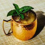 Kentucky Mule cocktail
