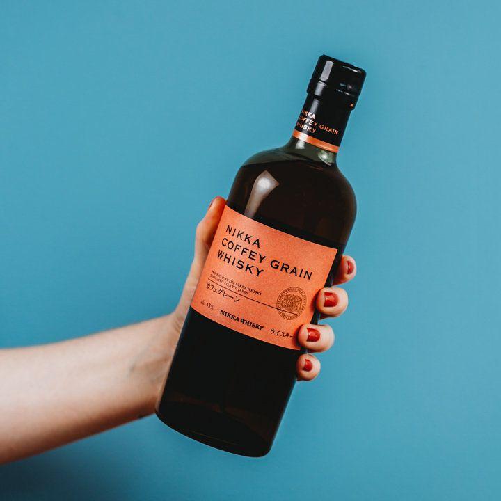 Nikka Coffey Grain bottle