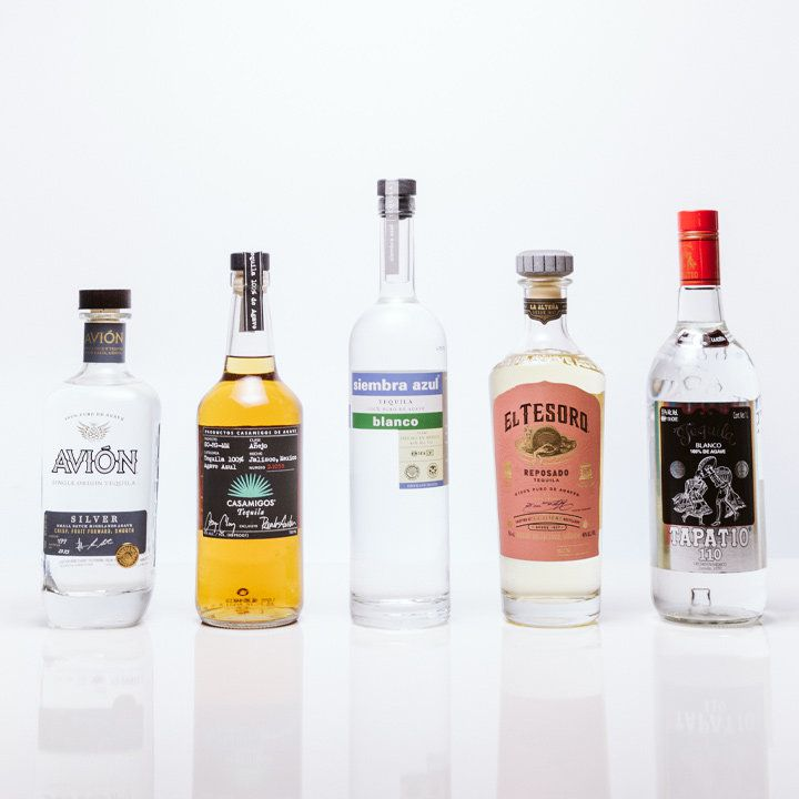 5 Essential Tequila Bottles You Need For Your Home Bar