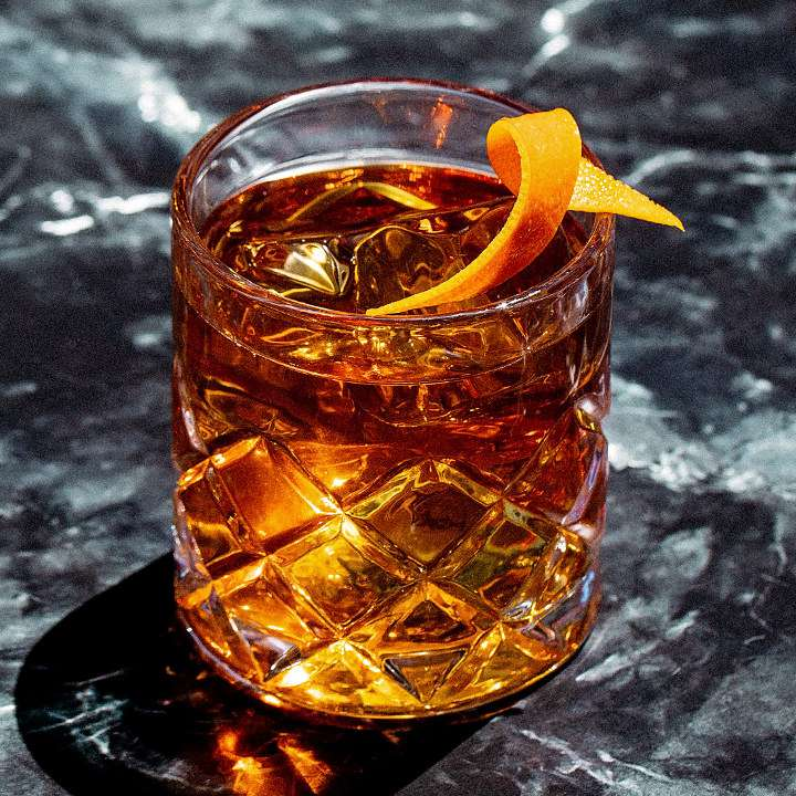 Freehand Old Fashioned
