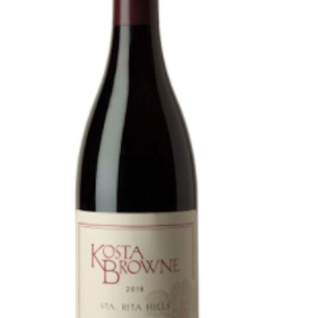 Kosta Browne 2018 Pinot Noir Sta Rita Hills AVA