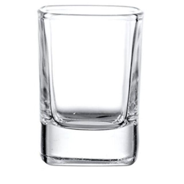 Joy Jolt Heavy Base Shot Glass