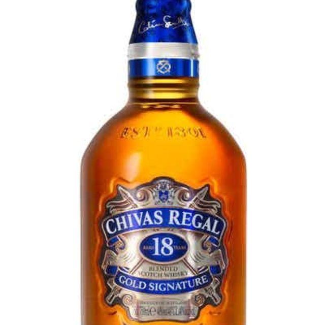 Chivas Regal 18-Year Old Scotch Whisky