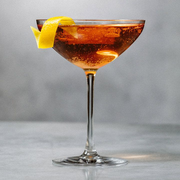 The Classic cocktail