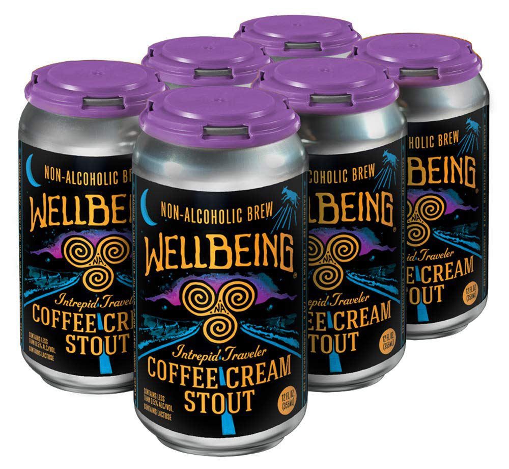 Wellbeing Coffee Cream Stout