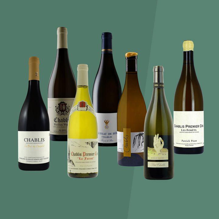 Chablis wines