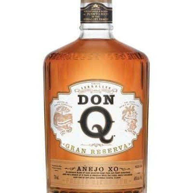 Don Q Rum Gran Reserva Anejo XO