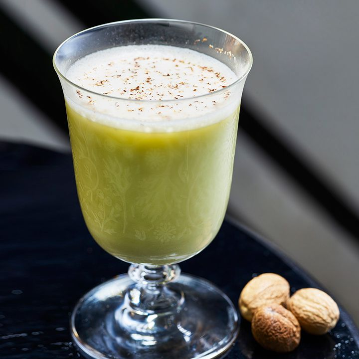 L'Alligator C'Est Vert Cocktail