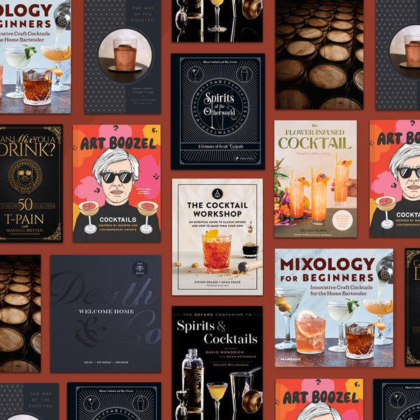10 Cocktail and Spirits Books to Read in Fall 2021