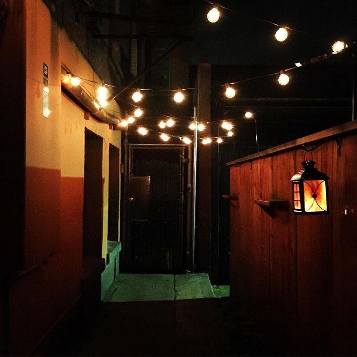 M Bar exterior