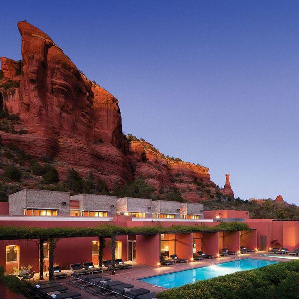 Mii Amo all-inclusive resort in Sedona, Arizona.