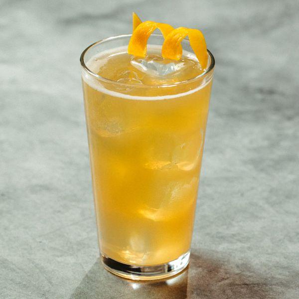Boiler Room cocktail