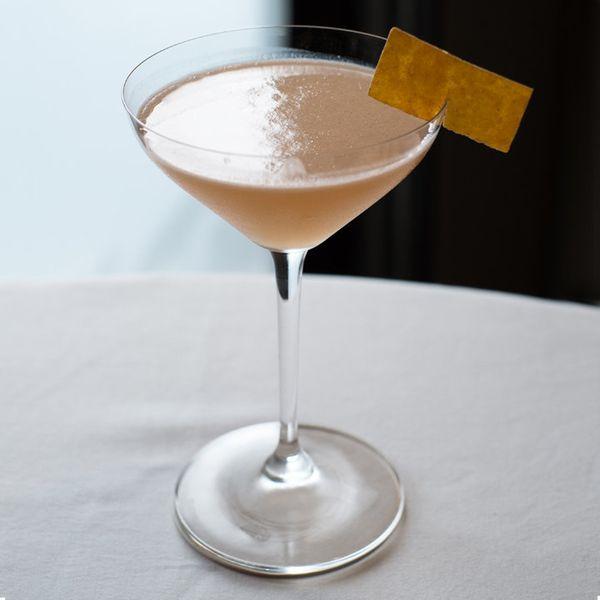 Manu de Chango cocktail