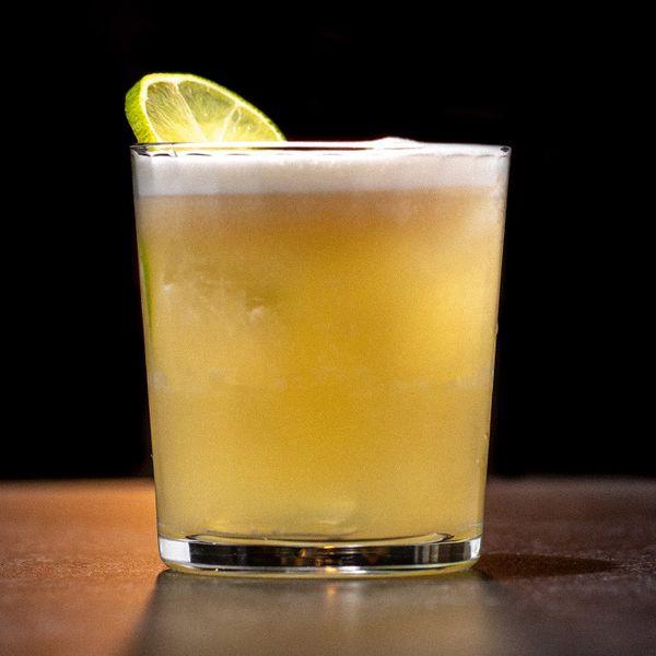 Smoky Paloma cocktail