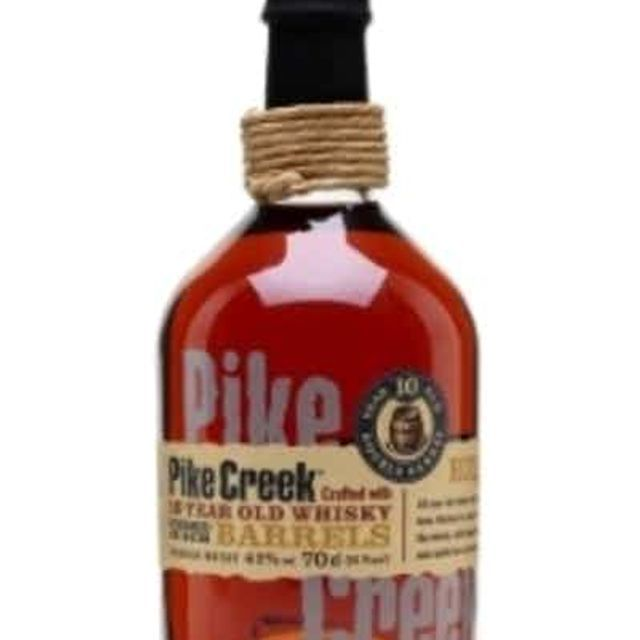 Pike Creek 10 Year Old Whisky