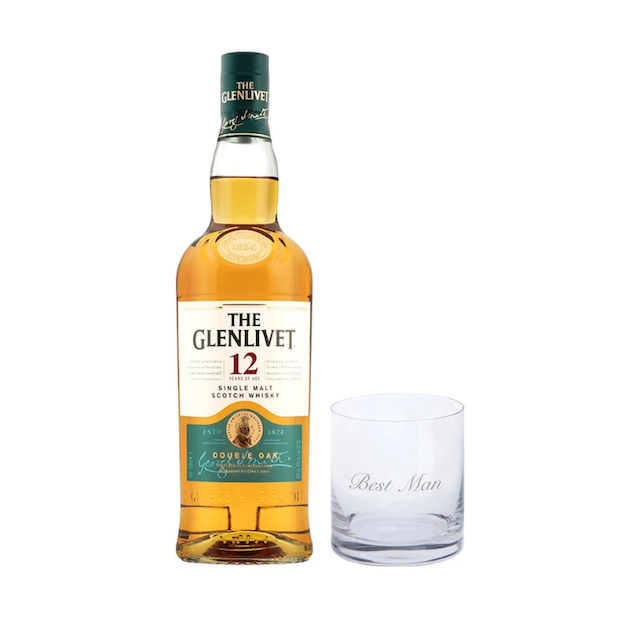 The Glenlivet 12 Year Old With Tumbler