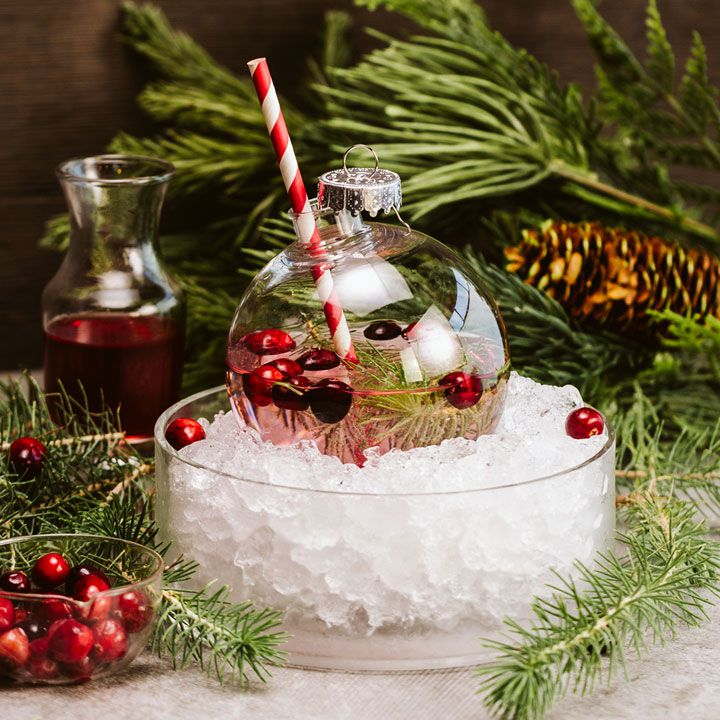Jingle Ball cocktail