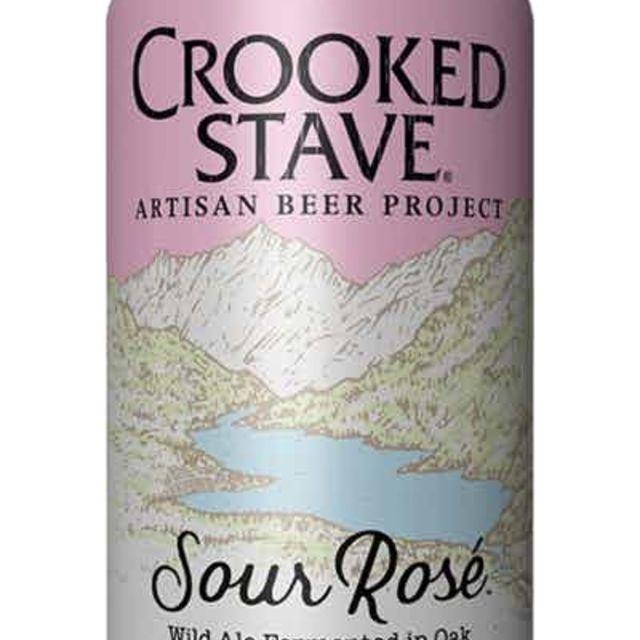 Crooked Stave Sour Rosé