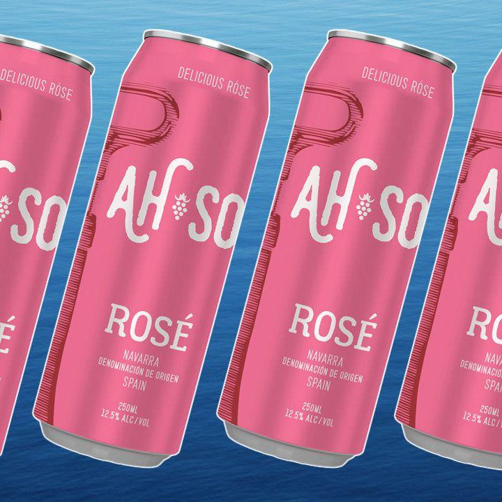 Ah-So Rosé can