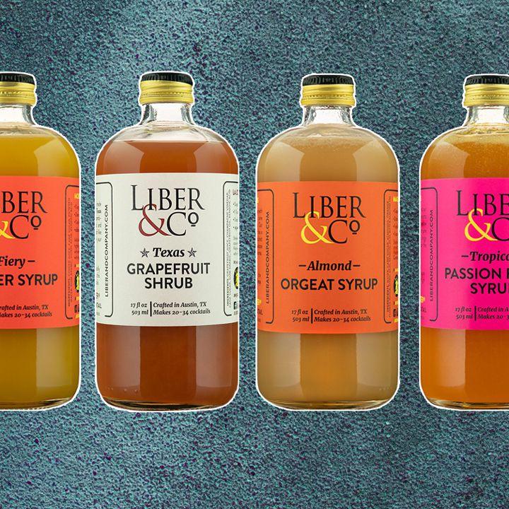 Liber & Co bottles