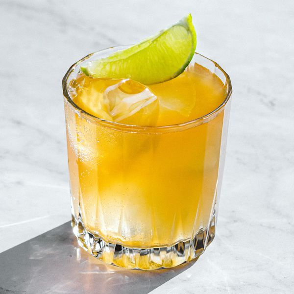 Perfect Storm cocktail