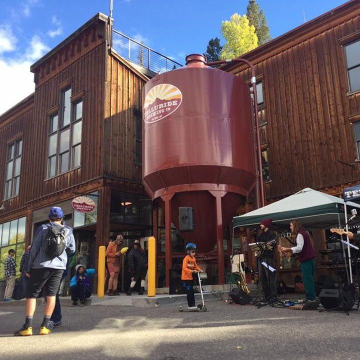 Telluride Brewing Company in Colorado