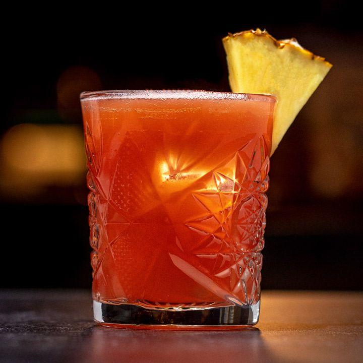 Jungle Bird cocktail