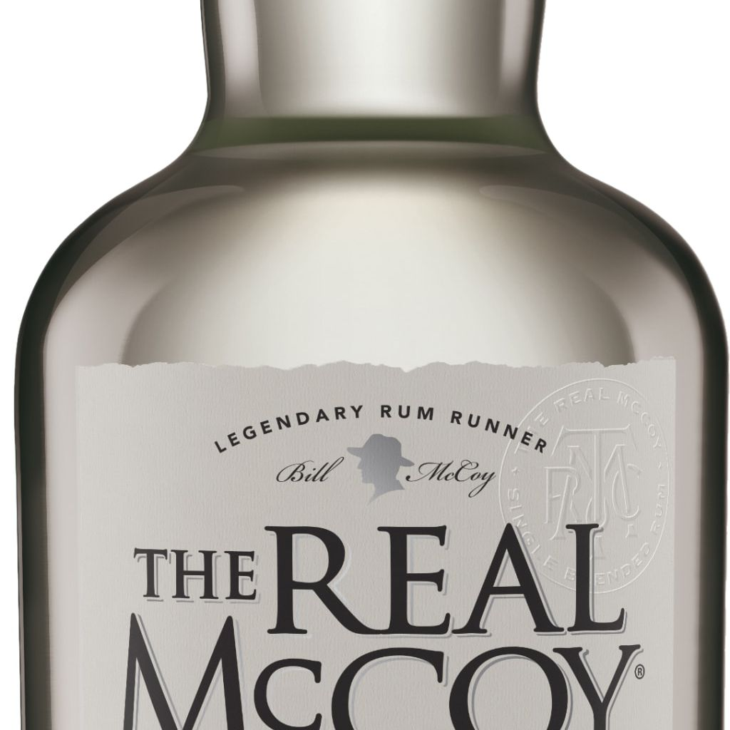 The Real McCoy 3 Year Silver Rum