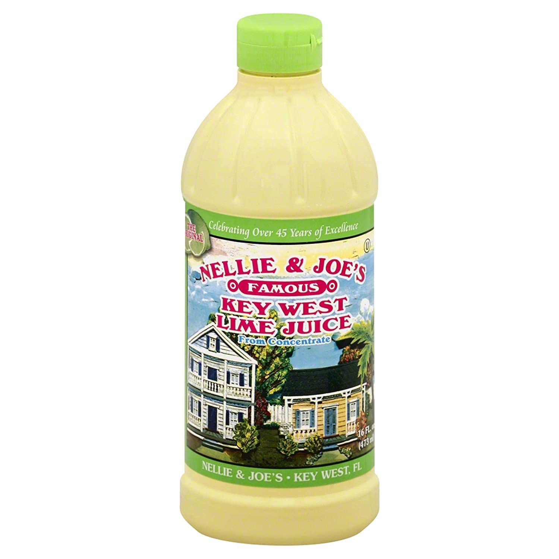 Nellie & Joe's, Key West Lime Juice