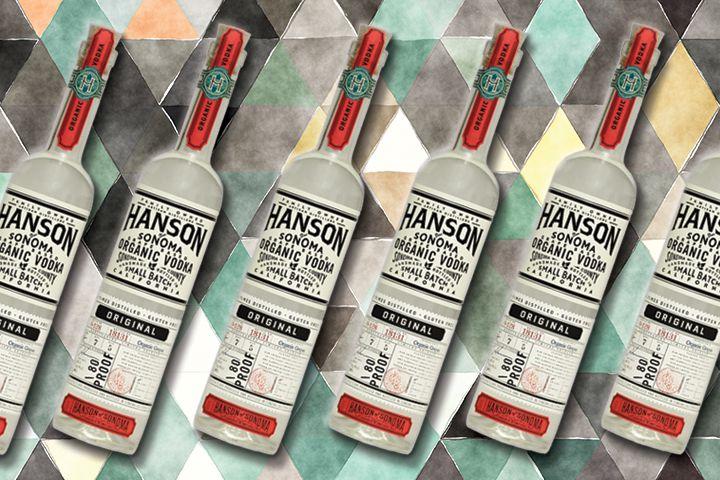 Hanson of Sonoma bottles