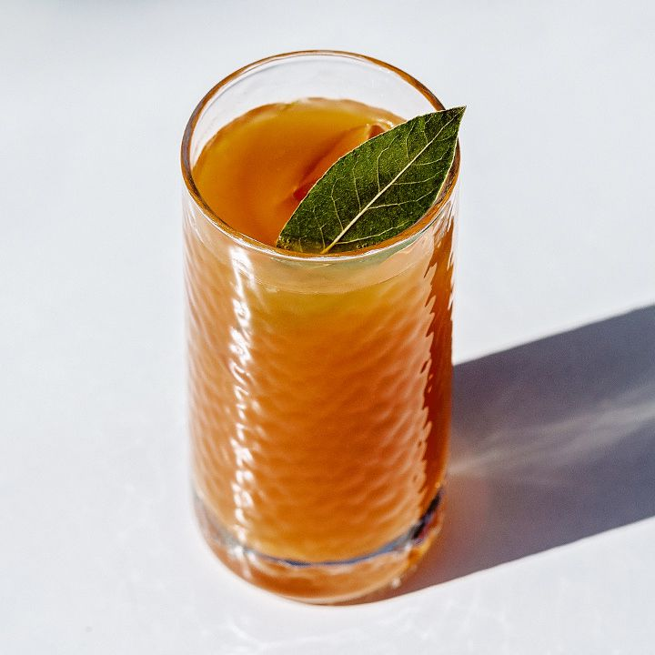 Smashing Pumpkin cocktail