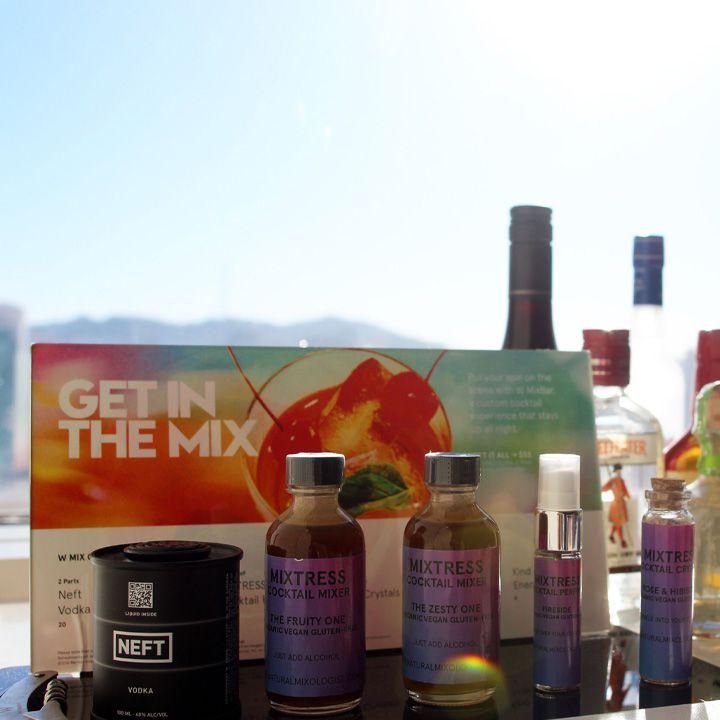 MixBar at W San Francisco