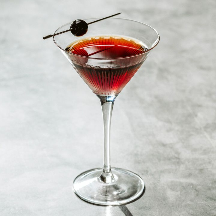 Summer's End cocktail