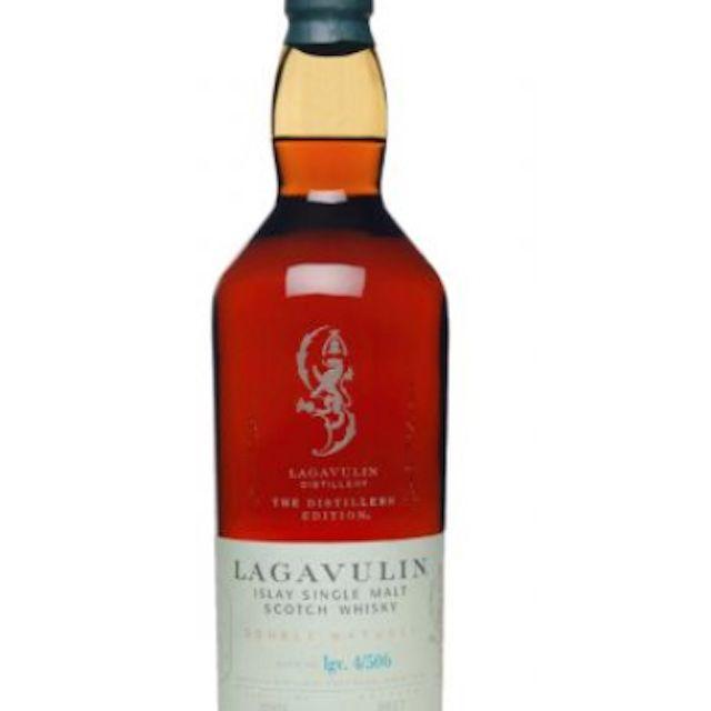 Lagavulin Distiller's Edition Double Matured