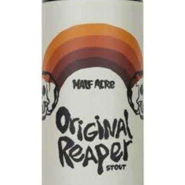 Half Acre Original Reaper Stout