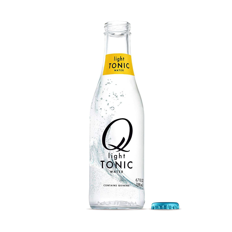 Q Mixers Light Tonic Water
