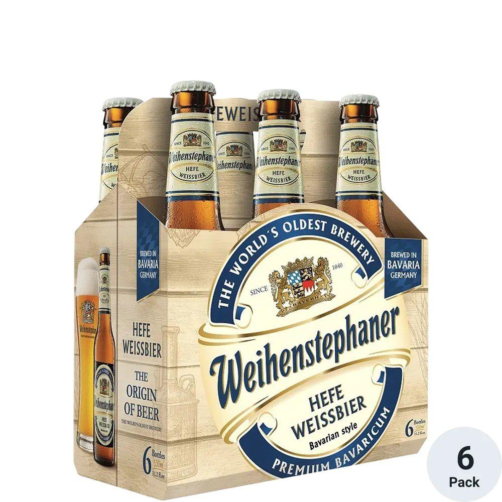 Weihenstaphaner Hefe Weissbier