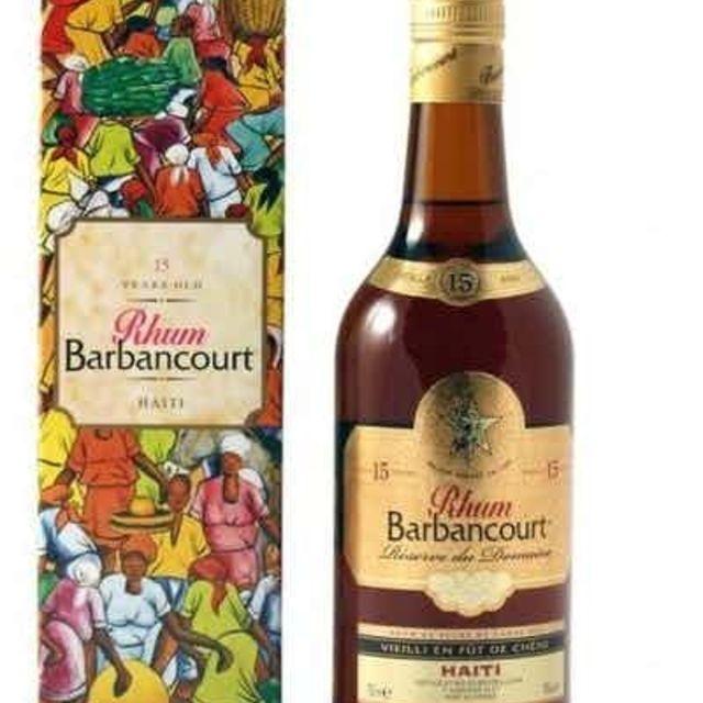 Barbancourt Estate Reserve 15 Year