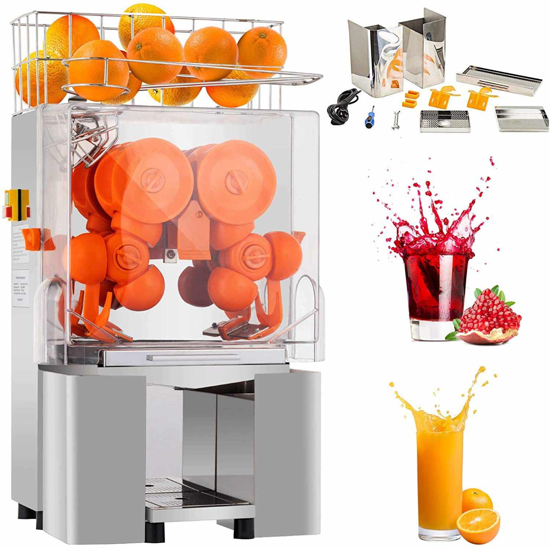 Nurxiovo Commercial Orange Juicer Machine