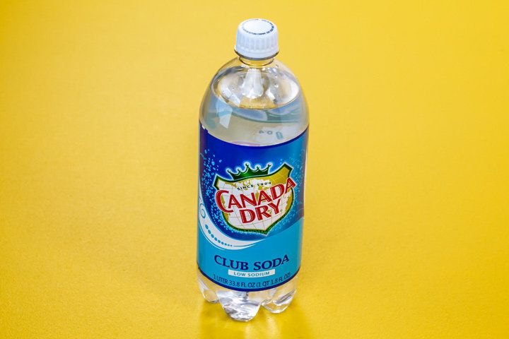 Canada Dry bottle