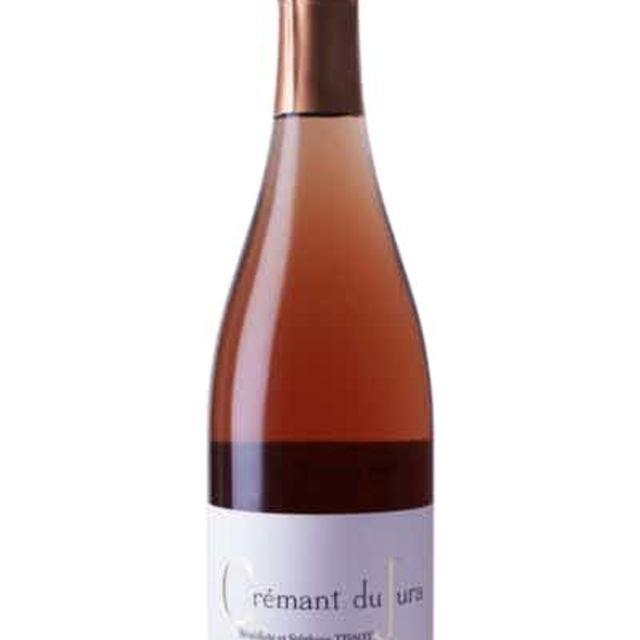 Domaine Tissot Cremant du Jura Brut Rose