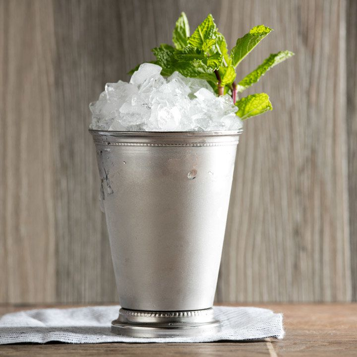 The Only Mint Julep Recipe You Need