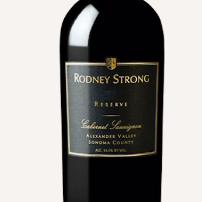 2015 Rodney Strong Reserve Cabernet Sauvignon