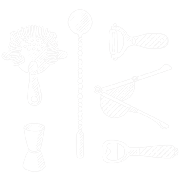 bar tools illustration