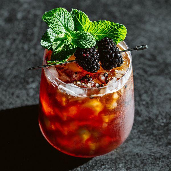 Averna Cobbler cocktail
