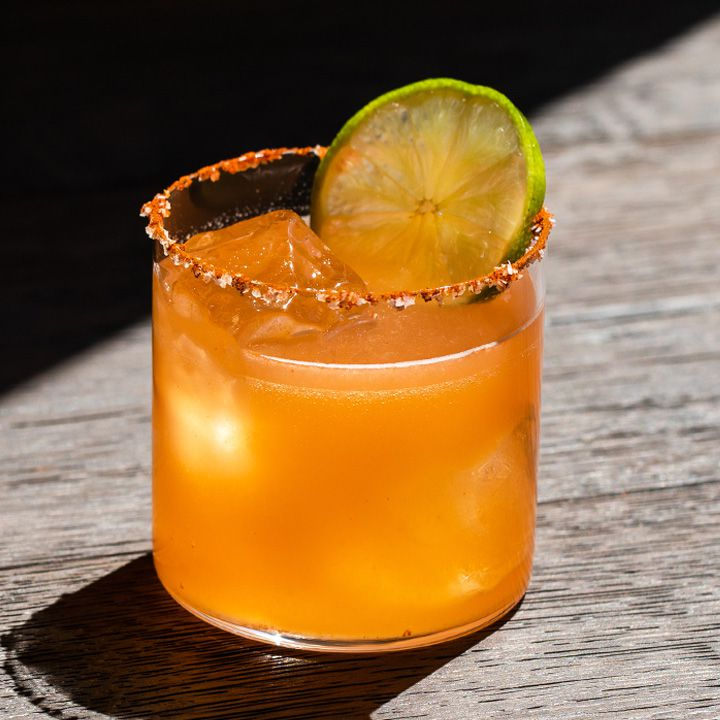 Ring the Alarm cocktail