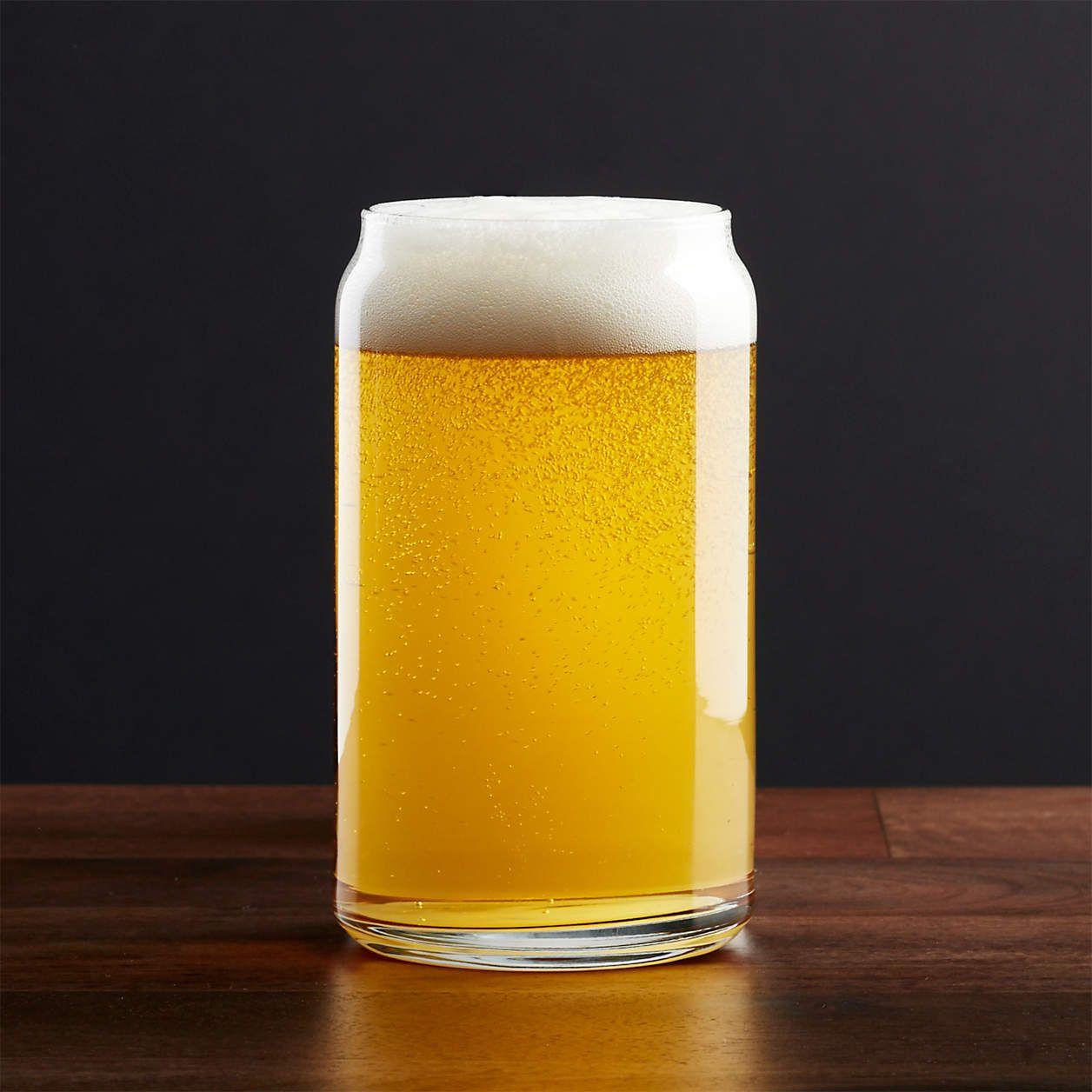 Beer Shaped Glasses