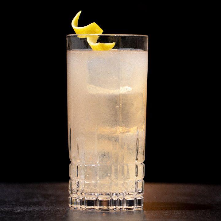 Lone Ranger cocktail