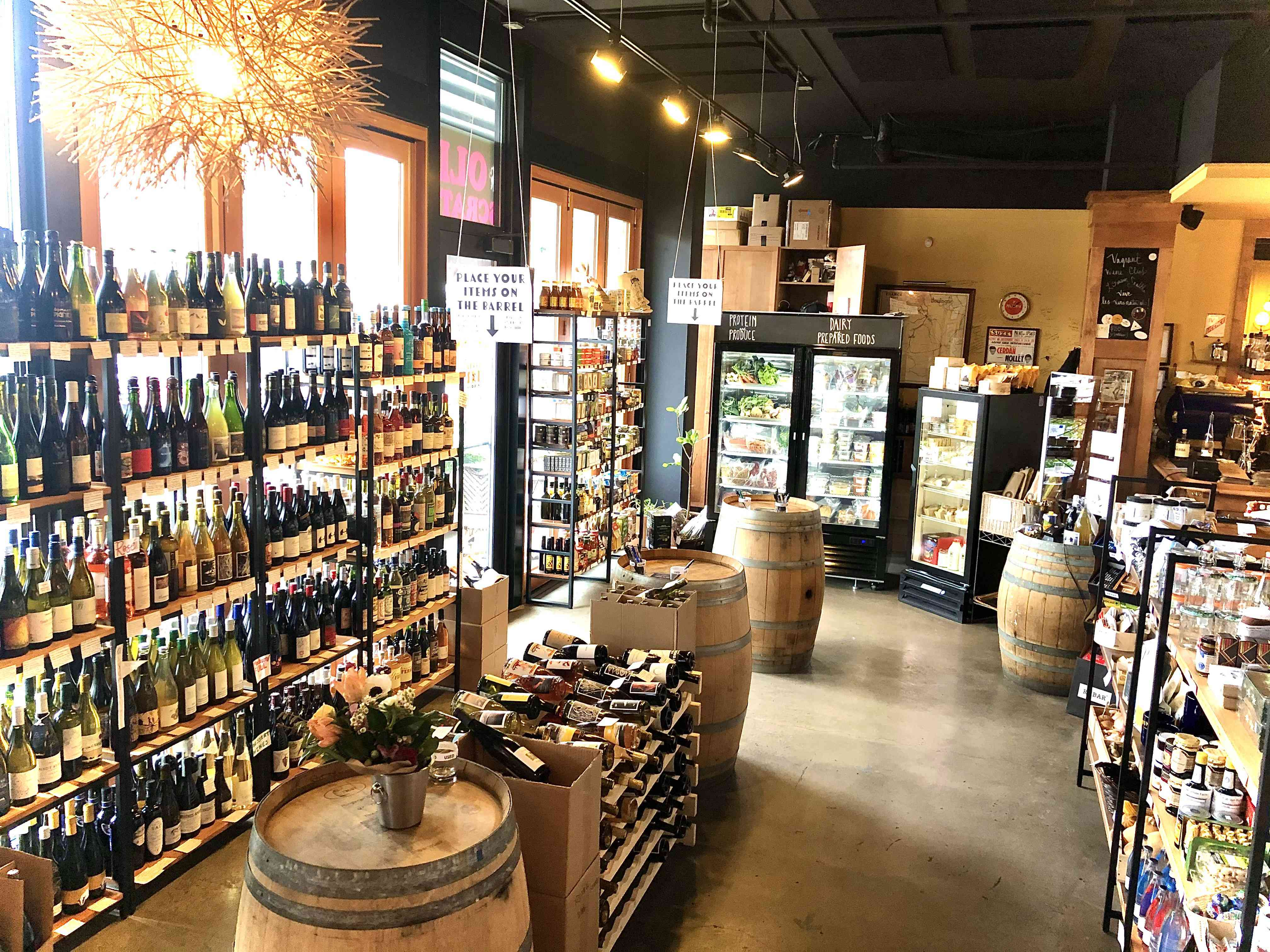 """L'Oursin's new """"fancy bodega"""" provides essentials to Seattle's Capitol Hill neighborhood."""