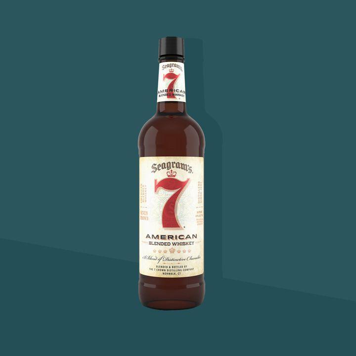 Seagram's 7 Blended Whiskey